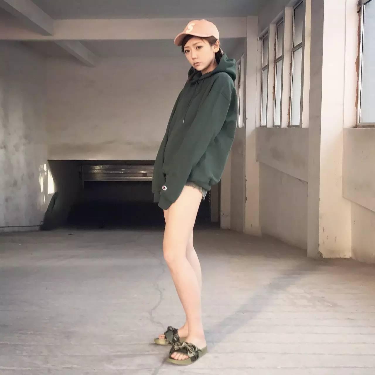 雨老师的女生穿搭示范 Vol.2丨老司机
