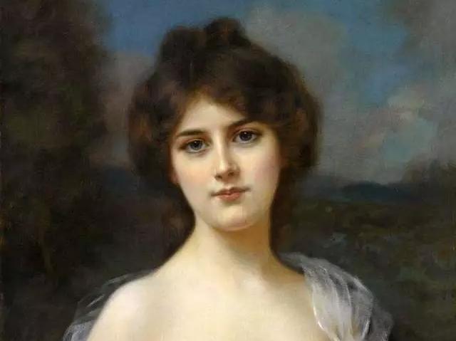 【女人季】为什么油画中的女性都是那样的肥美?