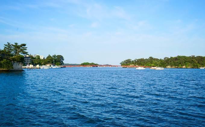 中曾赞美松岛为扶桑第一绝景,可以与西湖,洞庭相媲美,正因如此,松岛与
