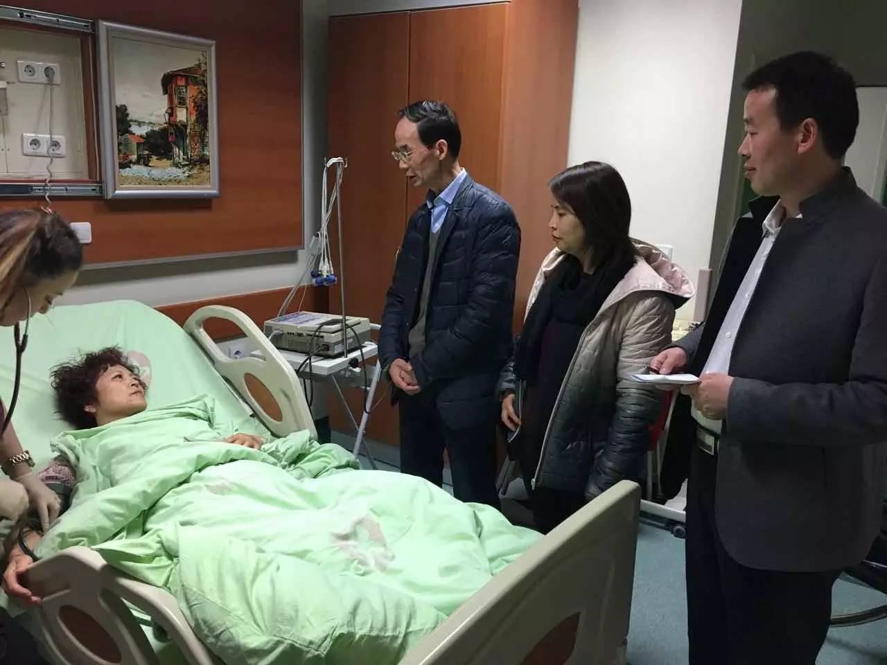 中国驻土耳其使馆全力协调热气球事故中受伤中国公民救治工作