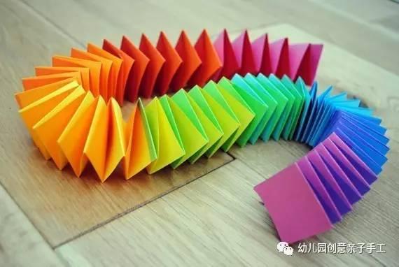 幼儿园手工之折纸大全