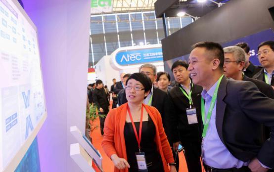 北京经济技术开发区团组亮相SEMICON China 2017
