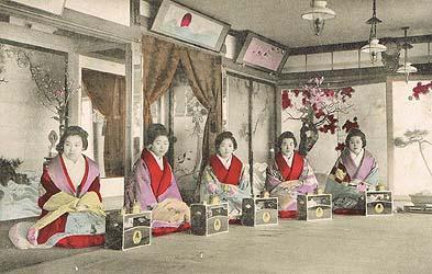 吉原游廊,是日本男人的天堂