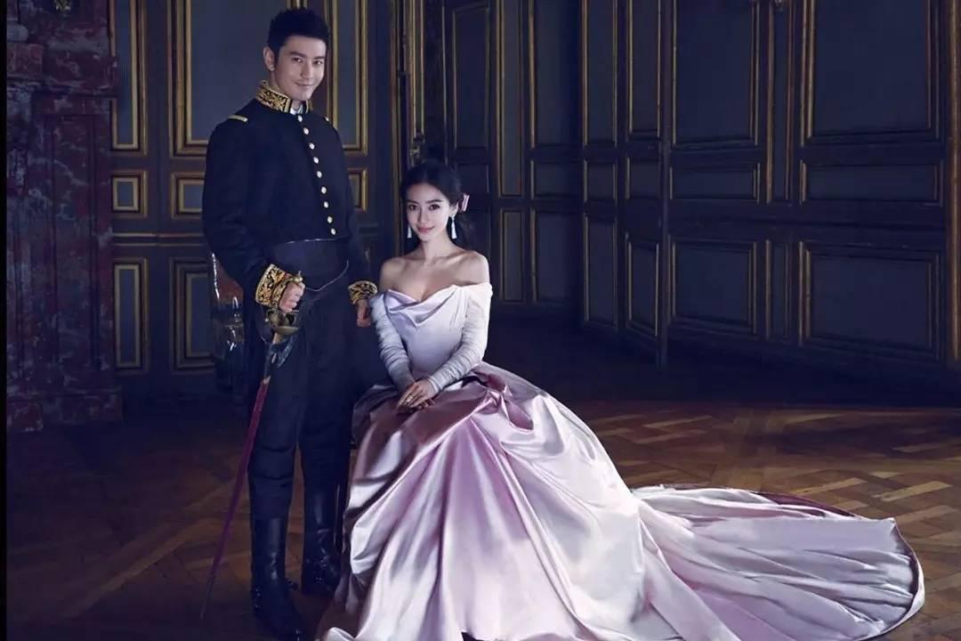 师陈漫掌镜,在法国的枫丹白露宫扮演了一对王子公主.-安以轩晒结图片