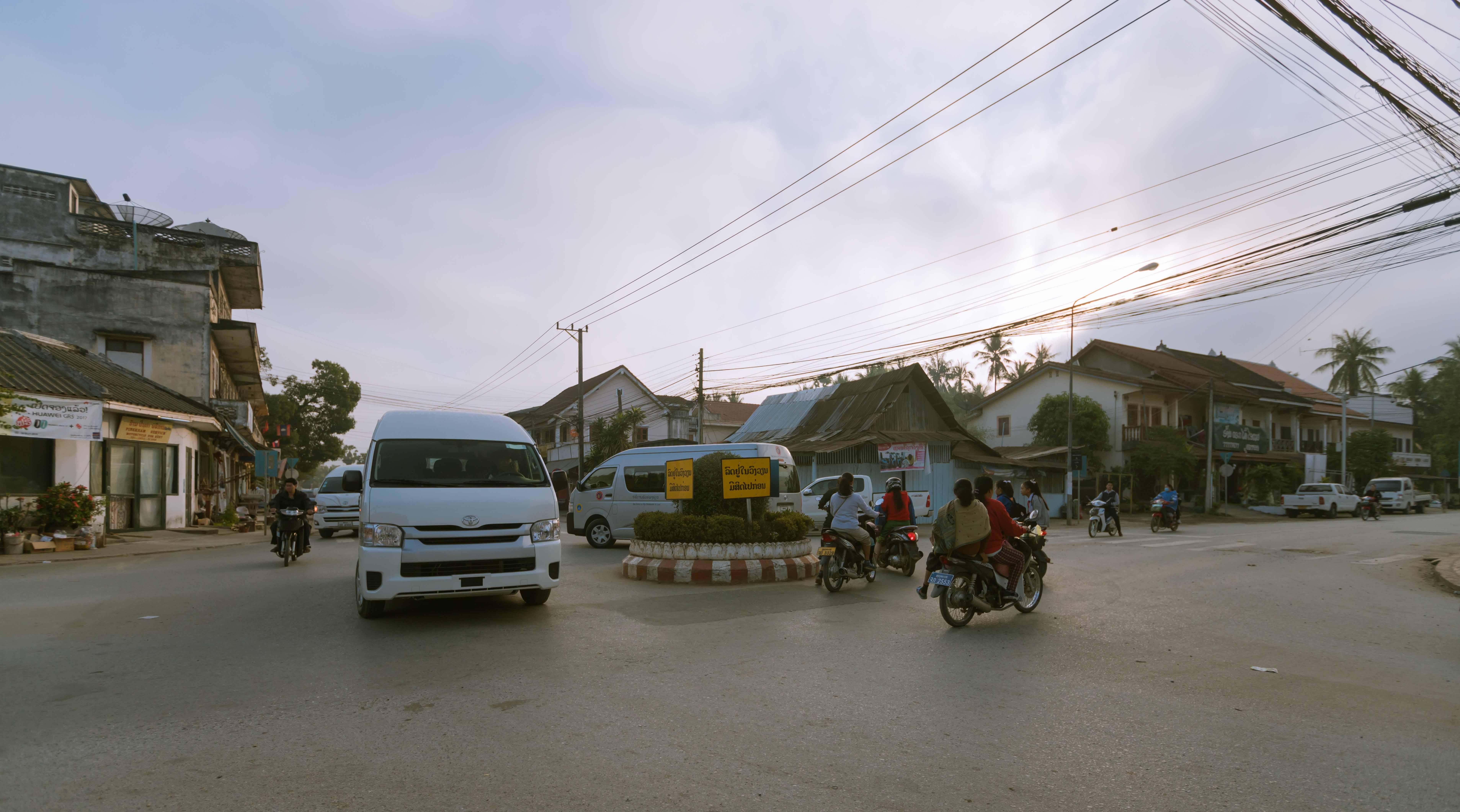 上世纪七十年代中国像啥样?旅行琅勃拉邦发现参考样本 - 勒克儿 - 党青博客