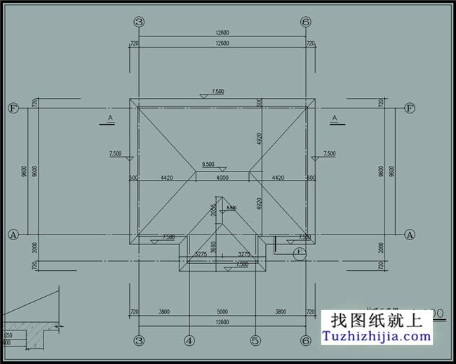5米 建筑结构:砖混结构                   搜索:http://tuzhizhijia.
