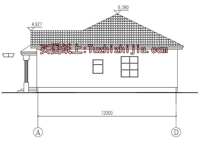 房屋一层农村设计图,看到你就竞聘值了!设计院演讲稿觉得图片