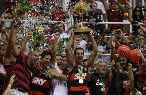 巴西顶级足球联赛