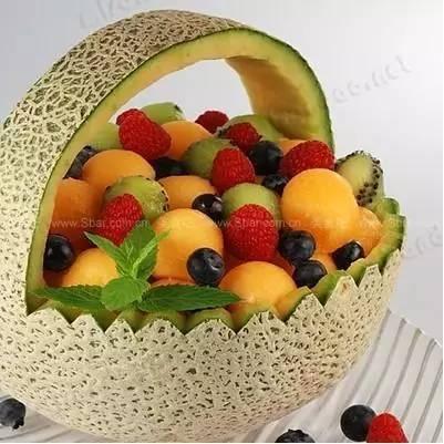 创意思美 | 水果拼盘大作战图片