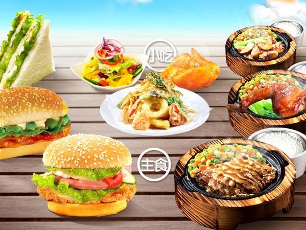 """西式快餐,汉堡店加盟为何在中国越来越火?"""""""