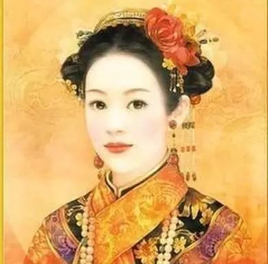 慈禧太后有个祖奶奶,被称为满蒙第一美女,也是最大红颜祸水