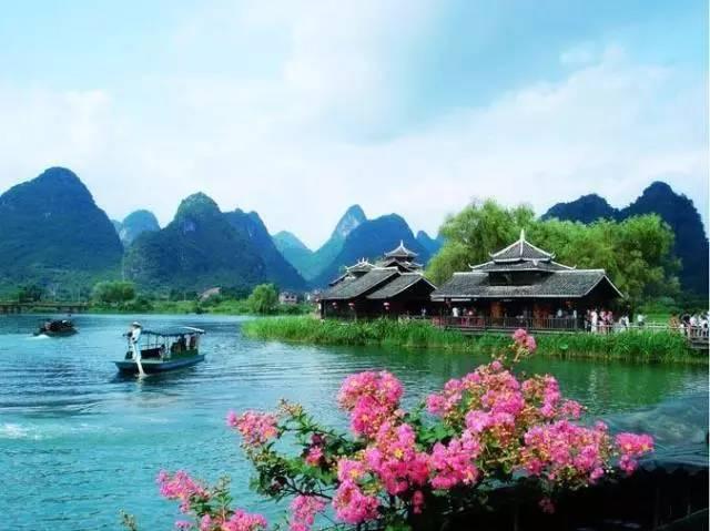 去桂林,感受天下最美山水!不信你看!