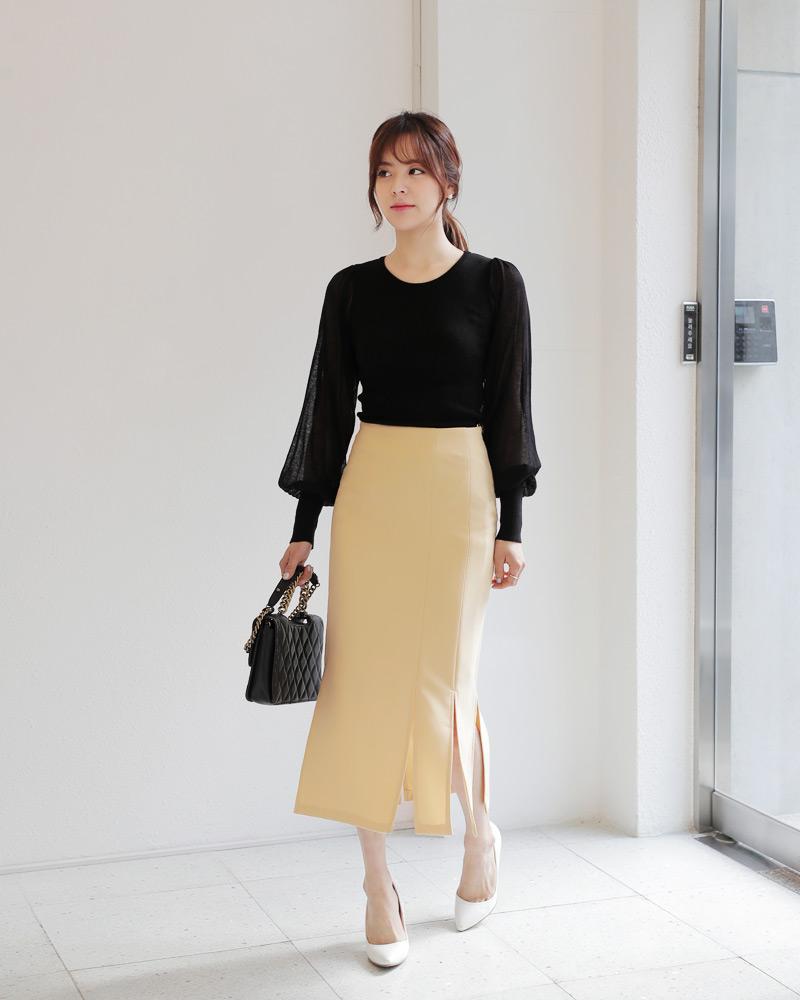 这4种裙子,矮个子的女人要少穿,特别是第2种,不仅显矮图片