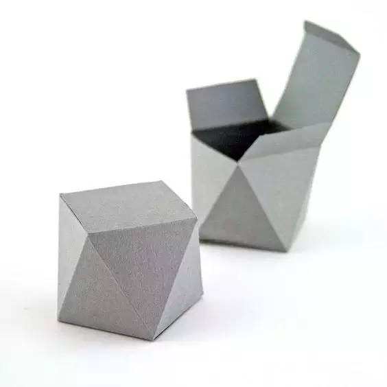 纸盒包装 该如何设计?如何来折?图片