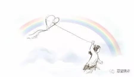 手绘风筝 放飞梦想
