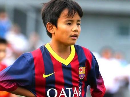 15岁日本梅西将参加U23亚洲杯,中国后卫防得住吗