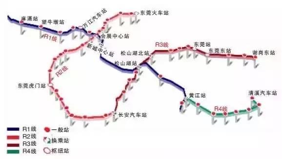 荔浦环城路规划图