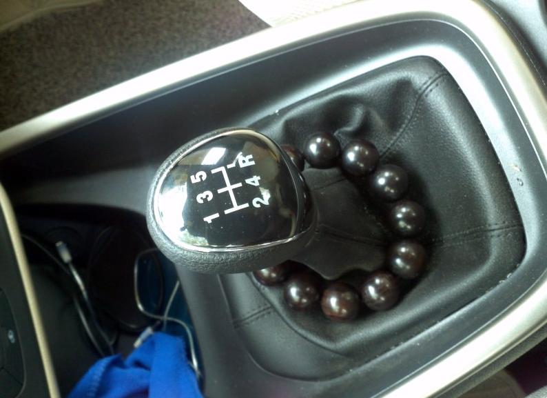 福特福睿斯车主 小福唯一的不同,就是处处不同高清图片