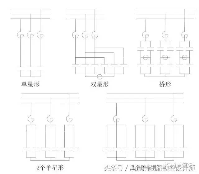 科技 正文  2电容器类型 电容器组内部小元件接线为先m并后n串且无
