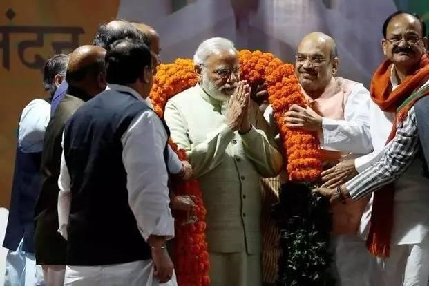 在北方邦大获全胜后,莫迪将再次重塑印度经济|社论