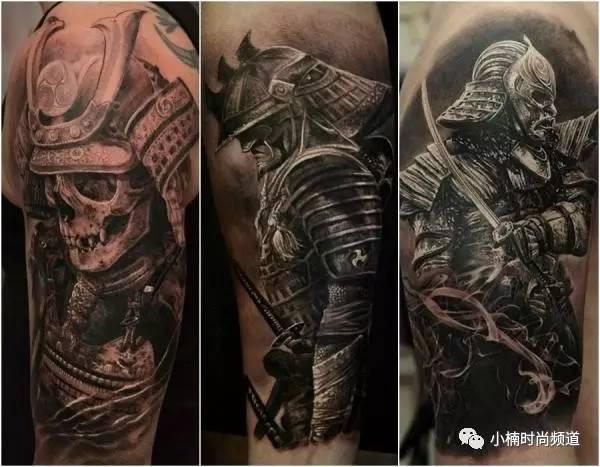 纹身:盘点4种连女孩都受不了的超 man 刺青