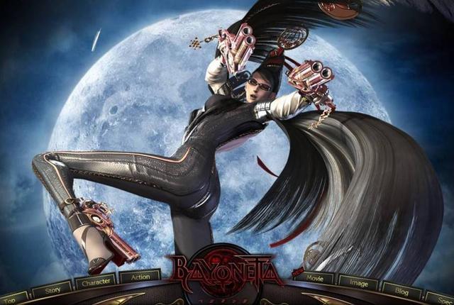 (点小图查看大图)   猎天使魔女这个皮肤是很多vn玩家的最爱,模型