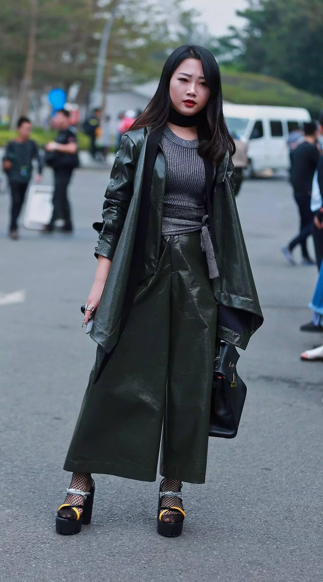 让一哥带你到深圳时装周现场,成全你的时尚小心愿