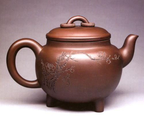 大师周桂珍紫砂作品的特征图片