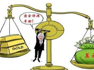圣手淘金:美联储预计加息四次,黄金无视表示不怕