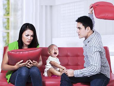 """夫妻经常吵架闹离婚?八字不合还是家中风水煞运?"""""""