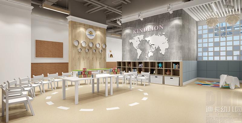 幼儿园建筑造型设计,迪卡幼儿园设计公司是专业的图片