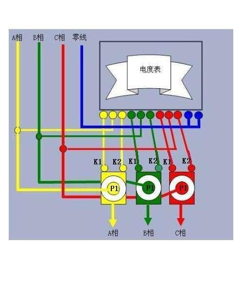 互感器如何接线?接线原理图你知道么?