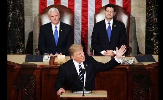 移民趋势:从特朗普国会首秀,看美国政策未来