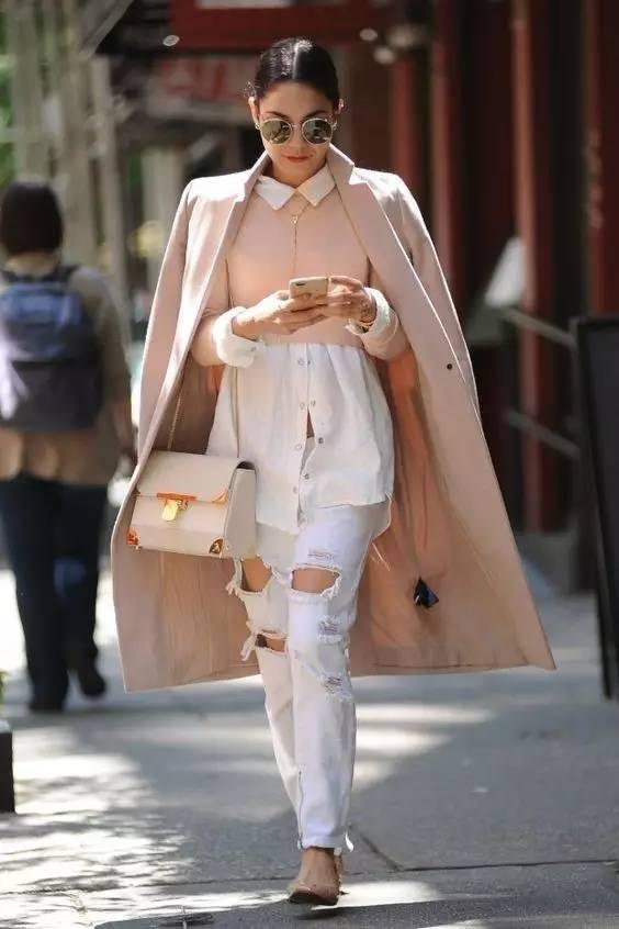 矮个子女生不穿平底鞋?错!穿对平底鞋长高化妆包女生送图片