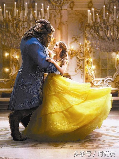 经典人凶兽恋美女与野凶兽开播 迪士尼真人公主颜值PK