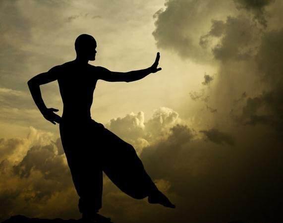 中国武术拳法——八卦拳图片