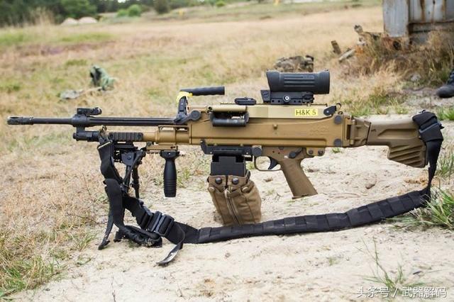 兰博之枪M60系列通用机枪