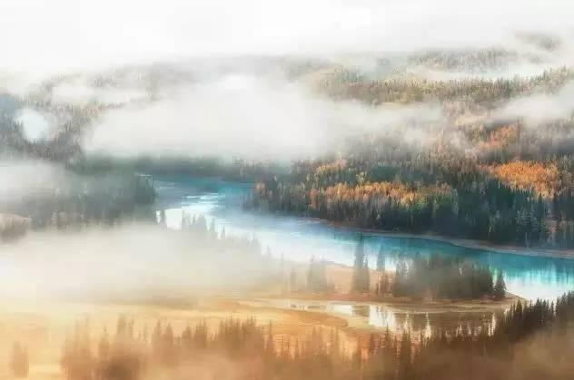 太壮观太让人惊叹了,美到灵魂的每一寸土地 - 冰融 - 冰融的博客