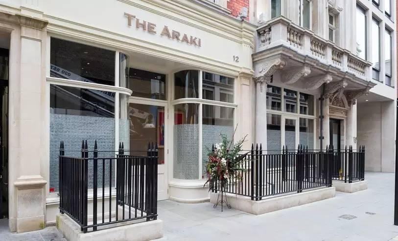 世界上最贵日本寿司店