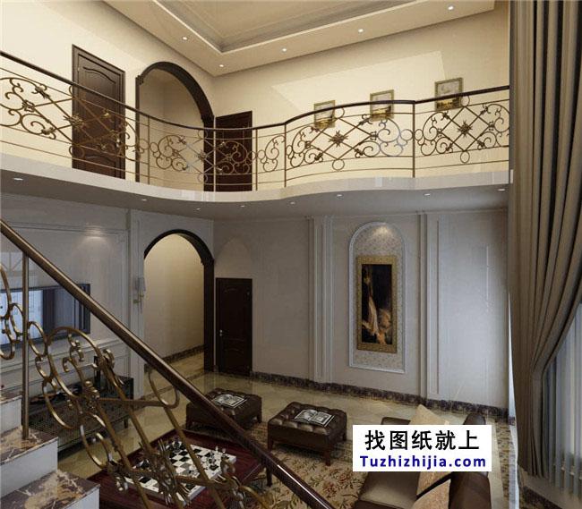 房产 正文  这些别墅整体开来都是欧式风格,罗马柱,花瓶柱,坡屋顶图片