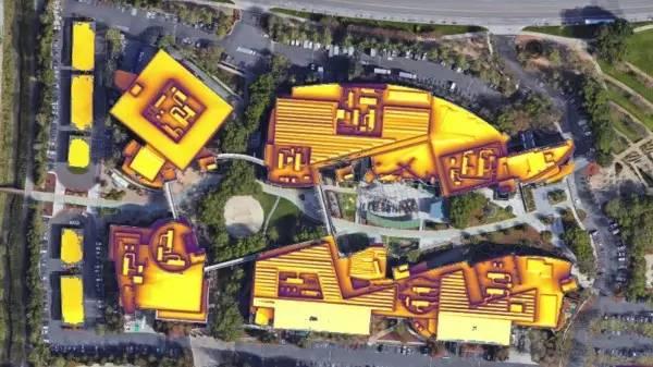 穀歌新發現:80%的美國房頂適合使用太陽能電池
