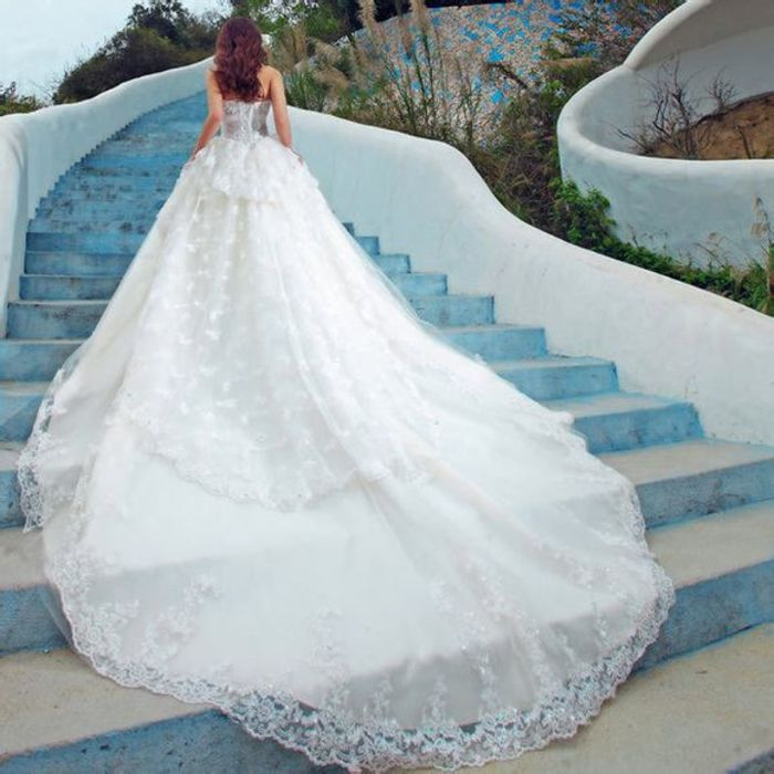 十二星座专属婚纱设计欣赏