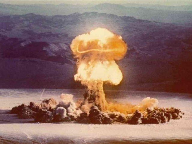 美核弹试爆影片解禁,YouTube上可看60支相关影片