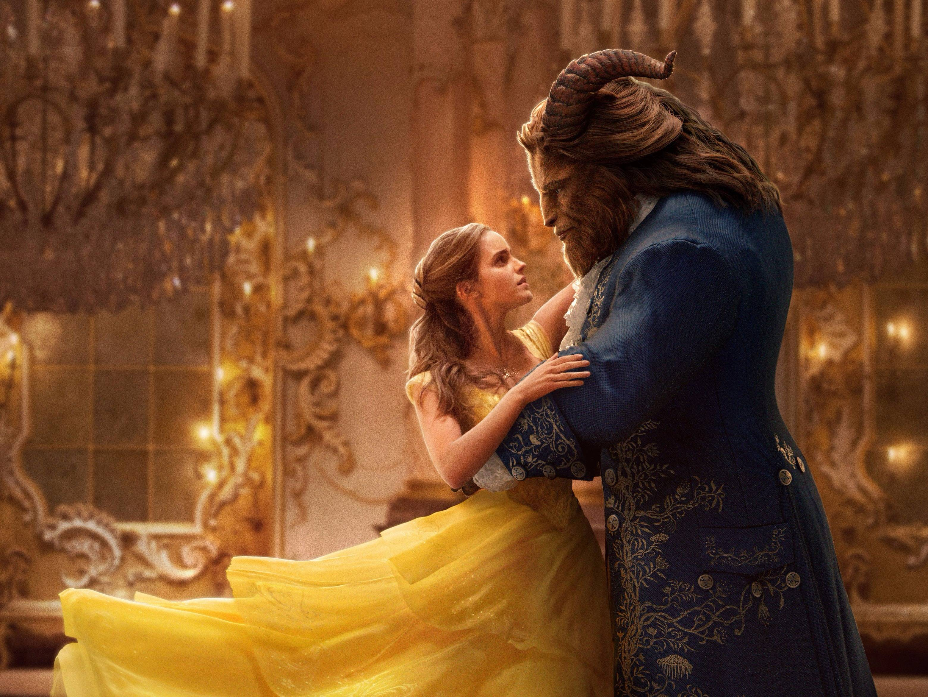 宣扬斯德哥尔摩症候群 人兽恋 我们看的是同一部 美女与野兽 吗