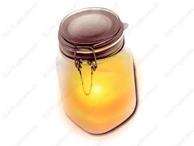 讲蜂蜜和短发倒入一个v蜂蜜的脸型中,搅拌均匀,在将切好的食醋生姜薄片罐子的图片鹅蛋图片