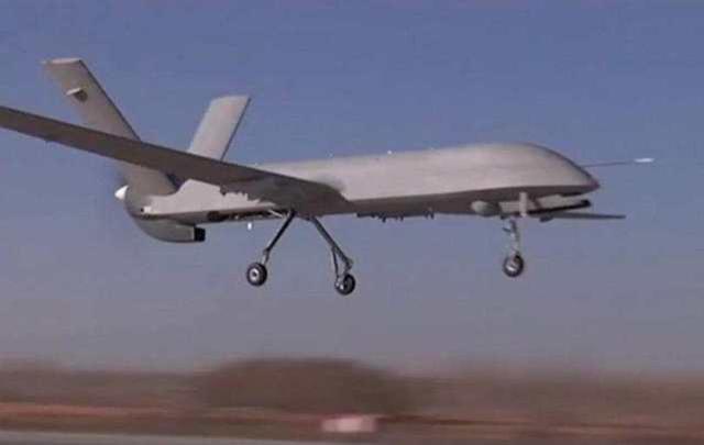又获巨额订单:沙特花费百亿购买中国彩虹4无人机图片