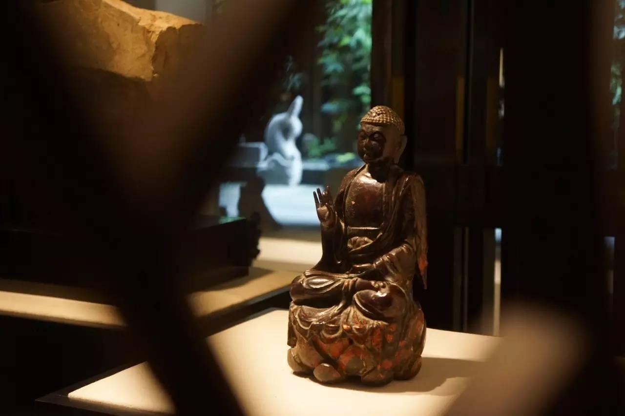 中国古代佛像铸铜雕塑
