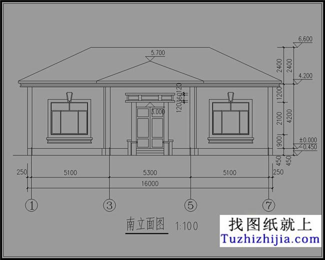 76平方米; 建筑层数:一层 结构形式:砖混结构