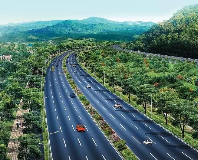 巨化景观路规划_无锡胶阳路景观大道_景观路