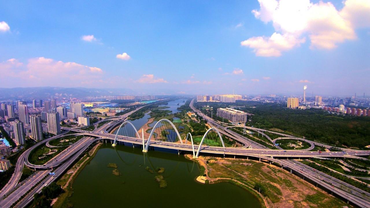 阳高新城规划图